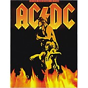 Music Sales AC/DC Bonfire Guitar Tab Songbook