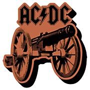 Hal Leonard AC/DC Cannon Chunky Magnet