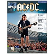 Music Sales AC/DC Hits Guitar Play-Along Volume 149 Book/CD