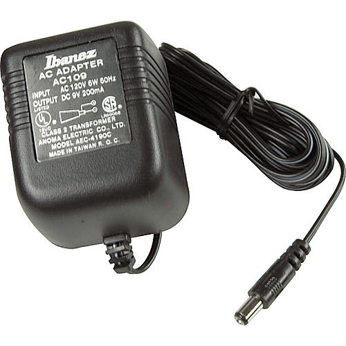 Ibanez AC109 9V DC Power Supply-thumbnail