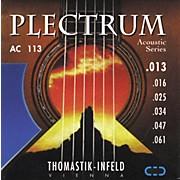 Thomastik AC113 Plectrum Bronze Medium Acoustic Guitar Strings