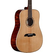 Alvarez AD610EFM Limited Edition Dreadnought Acoustic-Electric Guitar