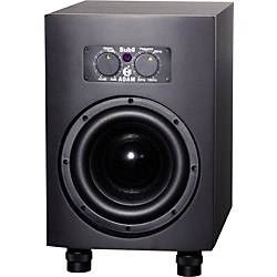 ADAM Audio Sub8 Powered Studio Subwoofer (Sub8 Black)