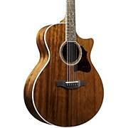 Ibanez AE Series AE245NT Acoustic-Electric Guitar
