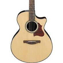 Ibanez AE Series AE305NT Solid Top Acoustic-Electric Guitar