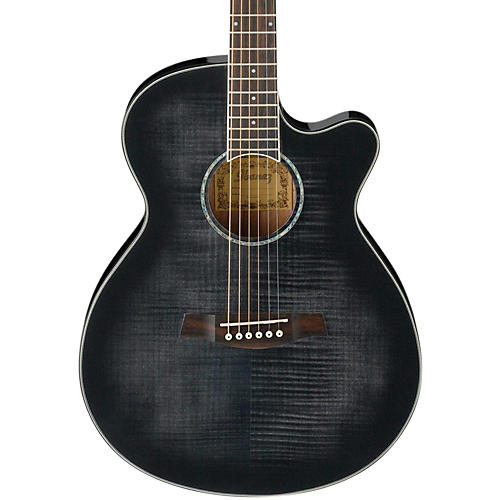 Ibanez AEG240 Thinline Recording Acoustic-Electric Guitar-thumbnail