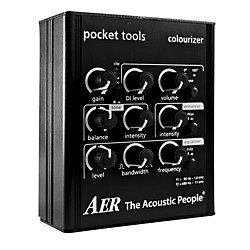 AER AER Colourizer 1 Channel preamp / DI-Cox with Sound Shaping Controls (COLOURIZER)