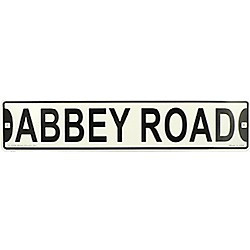 AIM Abbey Road Street Sign (SS75)