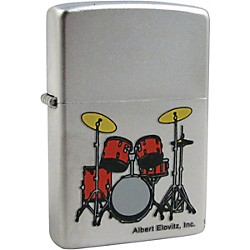 AIM Drum Set Zippo Lighter (79486)