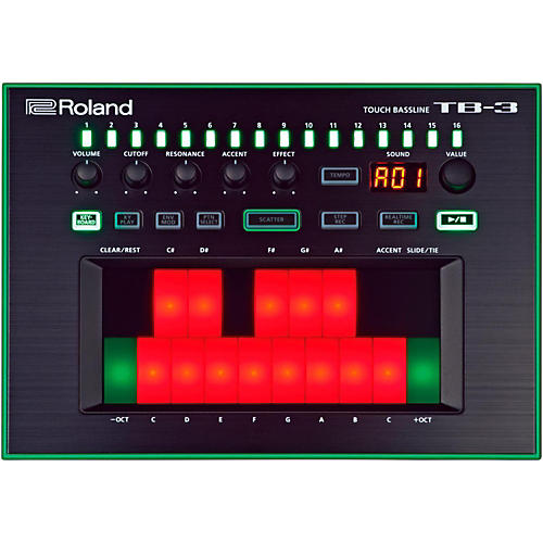 Roland AIRA TB-3 Touch Bassline-thumbnail