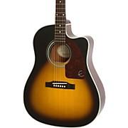 Epiphone AJ-210CE Outfit Acoustic-Electric Guitar