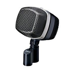 AKG D12VR Large-Diaphragm Cardioid Dynamic Kick Drum Mic (D12VR)
