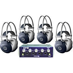 AKG HP4/K77 Headphone Four Pack (KIT-500891)