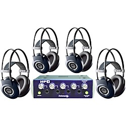 AKG HP4/K99 Headphone Four Pack (KIT797223)