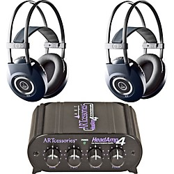 AKG Headamp 4/K99 Headphone Two Pack (KIT797214)