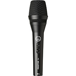 AKG Perception P3S Vocal Microphone (3100H00140)
