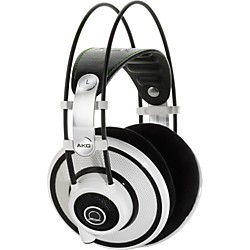 AKG Quincy Jones Signature Series Q701 Premium Class Reference Headphones (2458Z00250)