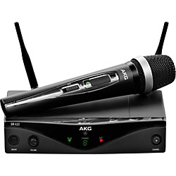 AKG WMS420 Wireless System - Vocal (3416H00010)