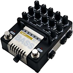 AMT Electronics BC-1 Bass Crunch Bass Preamp (BC-1)