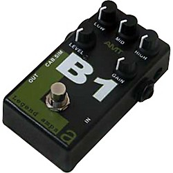 AMT Electronics Legend Amps Series B1 Distortion Guitar Effects Pedal (LAS-B1)