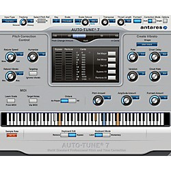 ANTARES Auto-Tune 7 (VST/ AU/ RTAS) Software Download (1015-20)