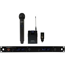 Audix AP42 C210 Handheld and Lavalier Wireless System