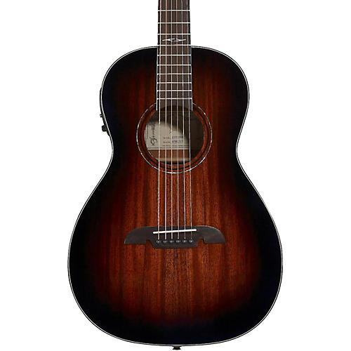Alvarez AP660 Parlor Acoustic-Electric Guitar-thumbnail
