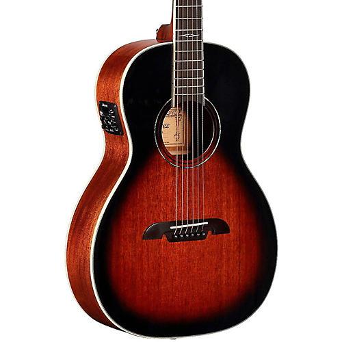 Alvarez AP66E Parlor Acoustic-Electric Guitar-thumbnail