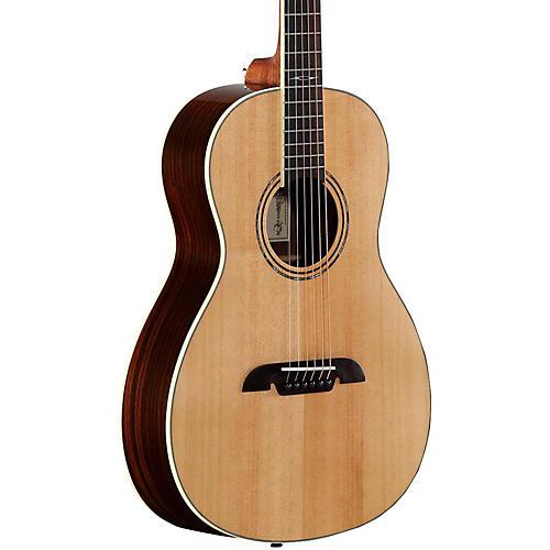 Alvarez AP70L Parlor Left-Handed Acoustic Guitar-thumbnail