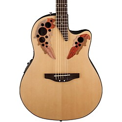 APPLAUSE Elite Mid-Depth Bowl Acoustic-Electric Guitar (AE44-4_142628)