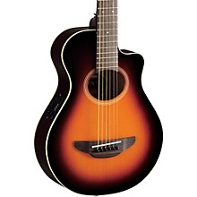 Yamaha APXT2 3/4 Thinline Acoustic-Electric Cutaway Guitar