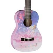 Luna Guitars AR2 NYL Auroura Dragon Guitar