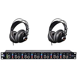 ART Headamp6 and MH310 Headphone Package (2-Pack) (ART CAD 2-pack)