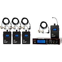 Galaxy Audio AS-1406-4 Wireless Personal Monitor Band Pack System