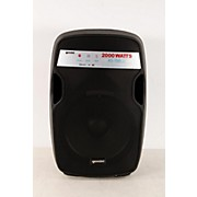 "Gemini AS-15BLU 15"" Powered Loudspeaker with Bluetooth"