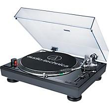 Audio-Technica AT-LP120BK-USB Direct-Drive Professional Record Player (USB & Analog) - Black