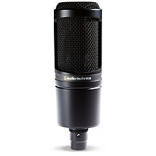 Audio-Technica AT2020 Large Diaphragm Condenser Microphone