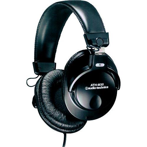 Audio-Technica ATH-M30 Professional Monitor Headphones-thumbnail