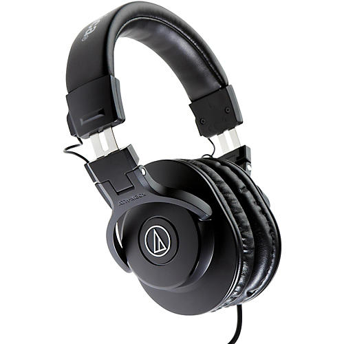 Audio-Technica ATH-M30x Closed-Back Professional Studio Monitor Headphones-thumbnail