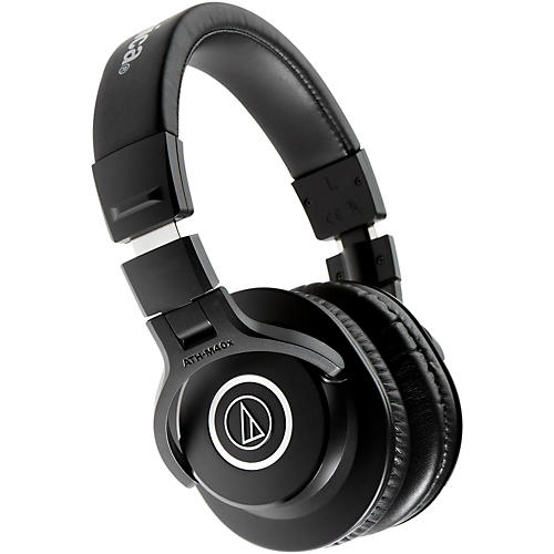 Audio-Technica ATH-M40x Closed-Back Professional Studio Monitor Headphones-thumbnail