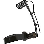 """Audio-Technica ATM350W Cardioid Condenser Instrument Microphone with Woodwind Mounting System (5"""" Gooseneck)"""