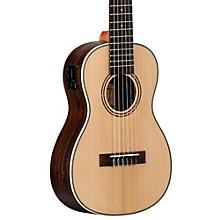 Alvarez AU70BE 6-String Travel Acoustic-Electric Guitar
