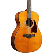 Ibanez AV4CE Artwood Vintage Grand Concert Acoustic Guitar with Thermo Aged Top