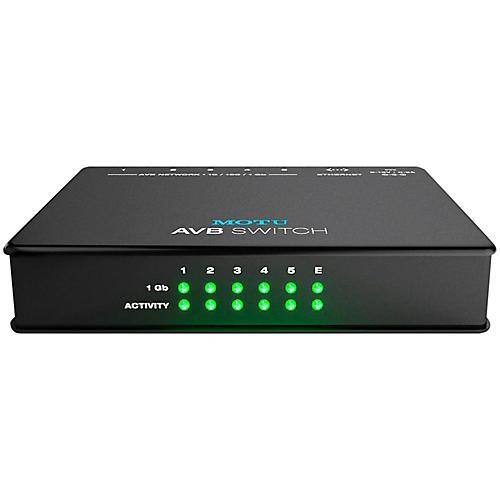 MOTU AVB Switch Five-Port AVB Ethernet Switch-thumbnail