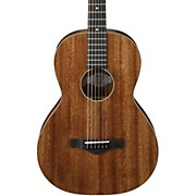 Ibanez AVN5OPN Artwood Vintage All Mahogany Parlor Acoustic Guitar