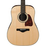 Ibanez AW400 Artwood Solid Top Dreadnought Acoustic Guitar