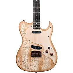 AXL Badwater Eldorado Electric Guitar (AT-820-CKBW)