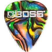 Boss Abalone Celluloid Guitar
