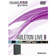 Hal Leonard Ableton Live 9 Advanced Level Music Pro Guide DVD