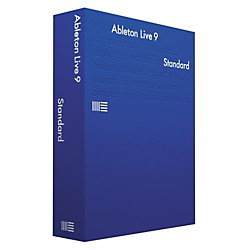 Ableton Live 9 Standard Software Download (1100-3)